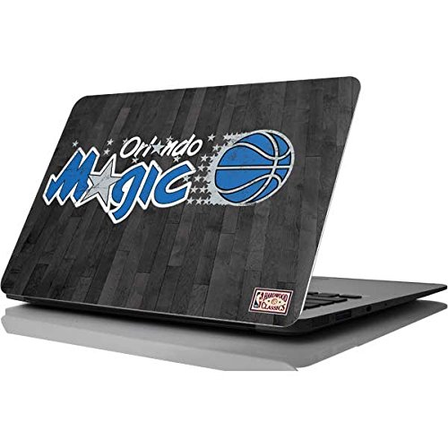 Skinit NBA Orlando Magic MacBook Air 11.6 (2010-2016) Skin - Orlando Magic Hardwood Classics Design - Ultra Thin, Lightweight Vinyl Decal Protection by Skinit
