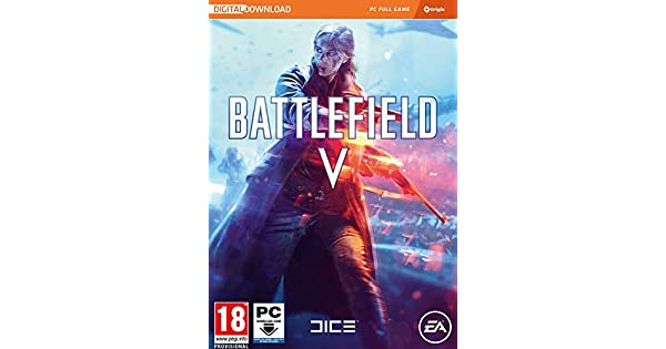 BATTLEFIELD V - Standard | Código Origin para PC: Amazon.es ...