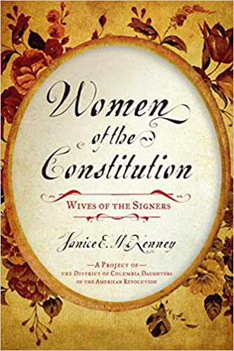 Book Women of the Constitution: Wives of the Signers