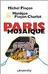 Paris mosaïque par Pinçon