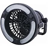 Stansport Lantern and Fan Combo with 18 LED Lights