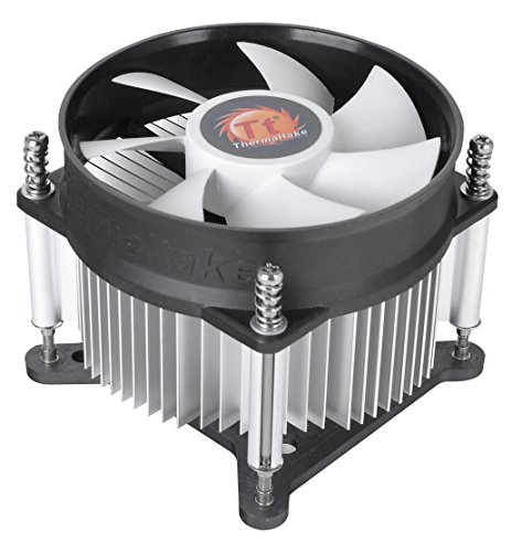 Thermaltake  Gravity i2 95W Intel LGA 1156/1155/1150/1151 92mm CPU Cooler CLP0556-D (Best Cpu Coolers For I7 7700k)