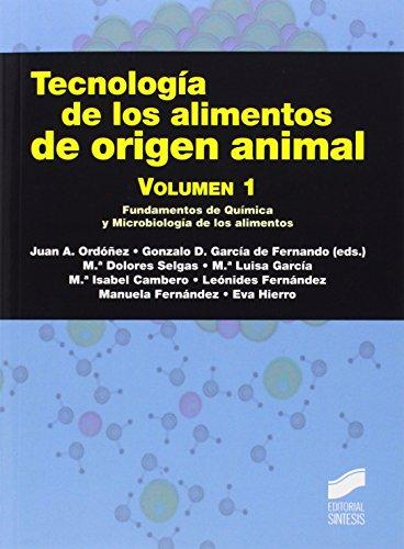 Descargar Libro Tecnología De Los Alimentos De Origen Animal. Volumen 1 De Juan A./garcía Desconocido