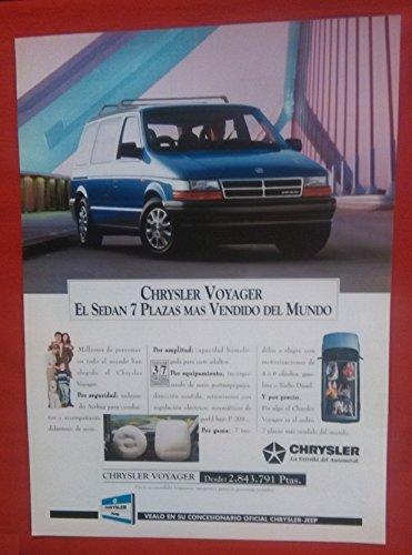 1994 CHRYSLER VOYAGER MINIVAN