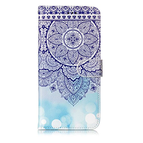 (Galaxy S9 Case, Dooge Cameo Design [Kickstand Feature] Shockproof Premium PU Leather Flip Folio Wallet Case with ID&Credit Card Pockets Cash Clip, Magnetic Closure for Samsung Galaxy S9 )