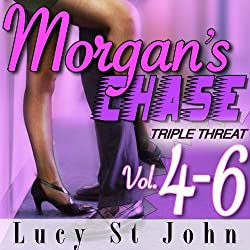 Morgan's Chase, Books 4-6: Triple Threat