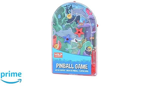 Amazon com: Wild Republic Pinball, Gifts for kids, 7 5