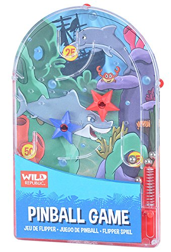 Amazon com: Wild Republic Pinball, Gifts for kids, 7 5 inches: Toys
