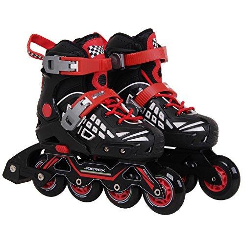 Ferrari Slalom V8 Skate, Black, Size 34-37