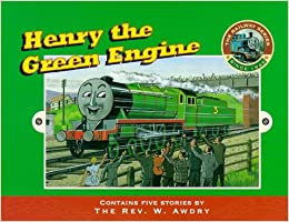 Book Henry the Green Engine (Railway)