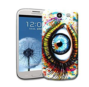 Dripping Color On Cellphone Cases For Samsung S3