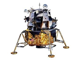 : Revell Germany Apollo Lunar Module 'Eagle' Model Kit: Toys & Games