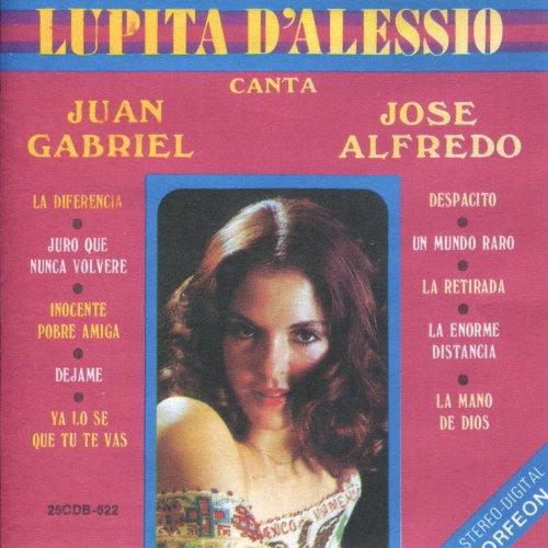 ... Lupita Dalessio Grandes Autores