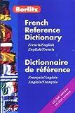 Berlitz French-English Reference Dictionary, Berlitz Editors and Berlitz Publishing Staff, 2831571227