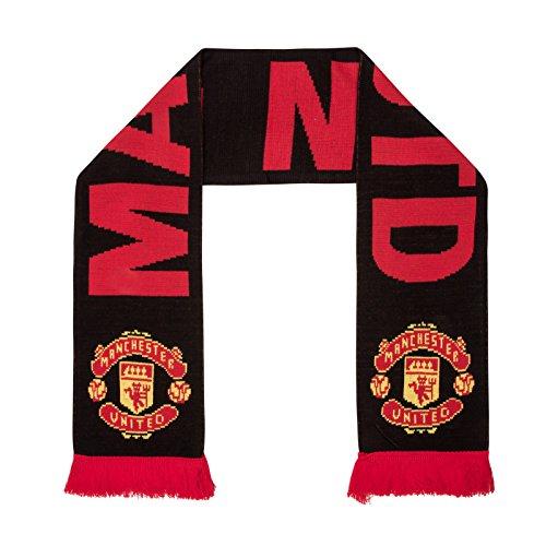 Manchester United FC Official Soccer Gift MAN UTD Scarf