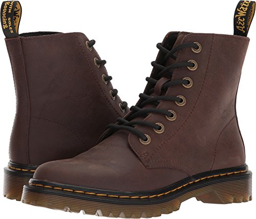 Dr. Martens Unisex Luana Dark Brown Newark 7 M UK