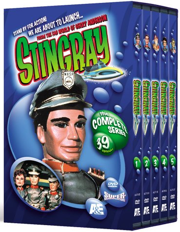 Stingray - The Complete Series by A&E