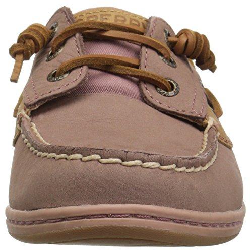Songfish Women's Top 5 Mauve M Shoe Us Seasonal sider Sperry qZafgn4n7