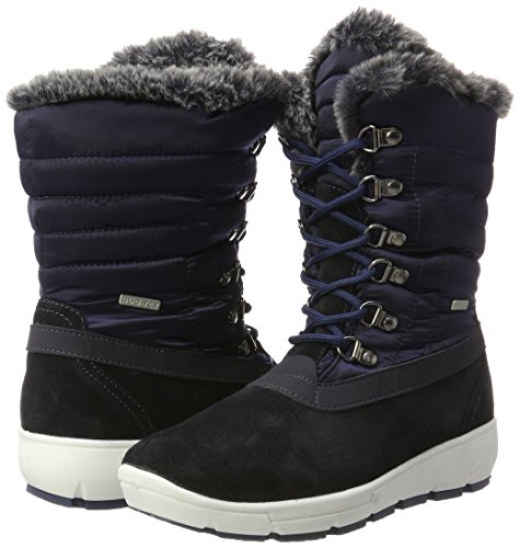 Blue Women''s Boots navy Tamaris Snow 26906 qSwZxdC