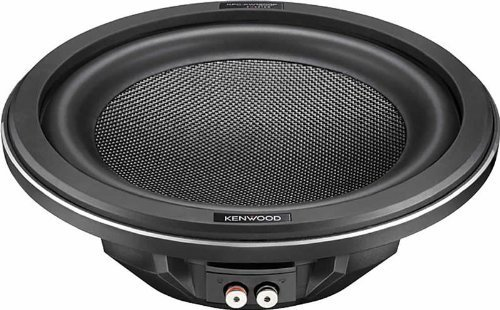 Kenwood Car Subs - Kenwood Excelon KFC-XW1200F 12 1400 Watt Shallow Mount Car Subwoofer