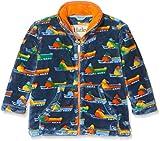 Hatley Boys' Fuzzy Fleece Jacket