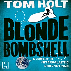 Blonde Bombshell Audiobook
