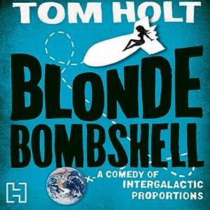 Blonde Bombshell Audiobook