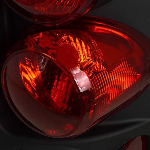 Spec D Tuning Lt Ram023djm Tm Dodge Ram 1500 2500 3500 3d Sytle Schwarz Rückleuchten Auto