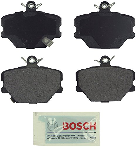 Bosch BE1252 Blue Disc Brake Pad Set for sale  Delivered anywhere in USA