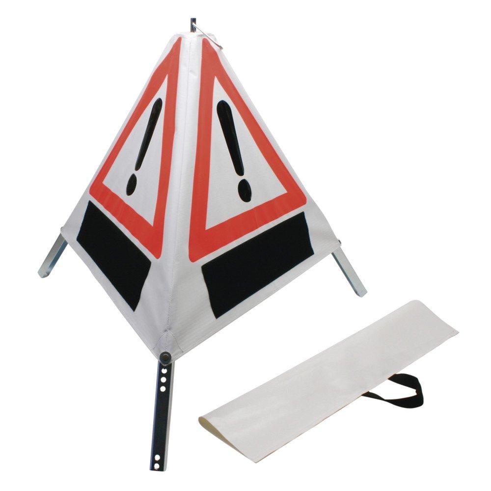 Dö nges Velcro Folding Signal, Tagesleuchtend 700 mm without Velcro Tag, 218101 Tagesleuchtend 700mm without Velcro Tag Dönges