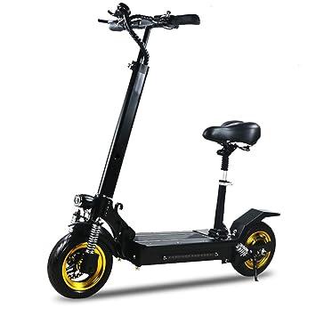 SHKY Motor Potente Scooter eléctrico Plegable para Adultos ...