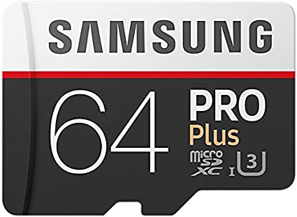 Samsung Pro Plus Micro Sdxc 64gb Bis Zu 100mb Computer Zubehör