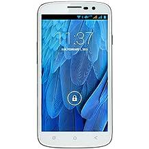 "Plum 4G LTE Smart Phone Unlocked GSM 5"" Display 8 MPX Camera 8+1 GB Memory - White"