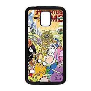 Happy Aadventure time Case Cover For samsung galaxy S5 Case