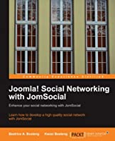 Joomla! Social Networking with JomSocial Front Cover