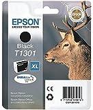 Cartucho de tinta negra Epson T1301, tamaño XL