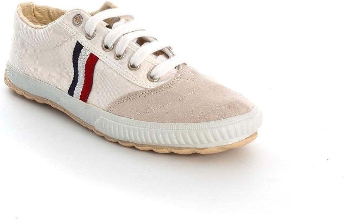 Zapatillas El Ganso Tigra Blanco 40 Blanco: Amazon.es: Zapatos y ...