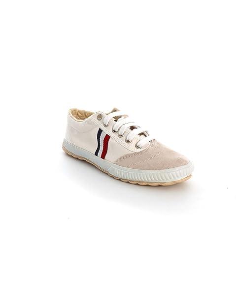 Zapatillas El Ganso Tigra Blanco 40 Blanco: Amazon.es: Zapatos y complementos