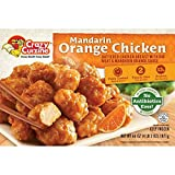 Crazy Cuizine Expect More Mandarin Orange Chicken, 66 oz