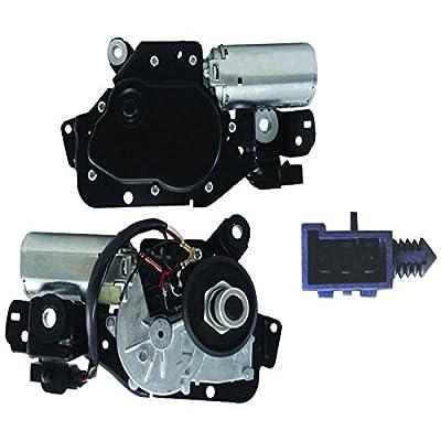 New Rear Wiper Motor For 2001-2007 Ford Escape, Mazda Tribute, Mercury Mariner 4L8Z 17508-AB, YL8Z 17508-AB, EC01-67-450A, ECY1-67-4L0G, ECY1-67-7L0A