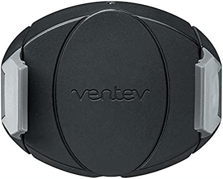 Ventev 586225 3 ft Wireless Qi Car Charger with Micro USB Cable Grey