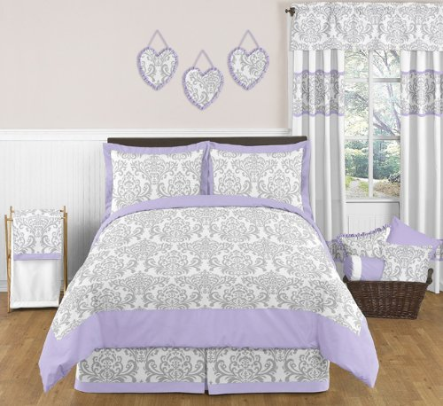 Teen 3 Piece Full / Queen Girls Bedding Set Collection