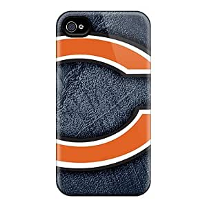 AlissaDubois iPhone 6 plus 5.5 Anti-Scratch Hard Cell-phone Cases Allow Personal Design High-definition Chicago Bears Pictures [sSy8877BlWK]