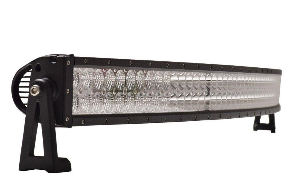 Tanli 22 120W LED Luz de Inundaci/Ã/³n Luz Focos Proyector de Luz Faro de Luz de Trabajo Curvado Luz de Conducci/Ã/³n Impermeable IP67