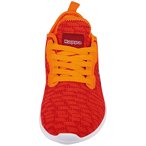 2044 Adulto – Kappa Orange Rot Gizeh Unisex Sneaker Red qwvfHY