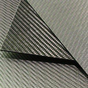 12 304.8mm 2.9mm 0.115 Thick Rock West Composites 12K 100/% Carbon Fiber Plate Gloss//Matte Finish 12 304.8mm