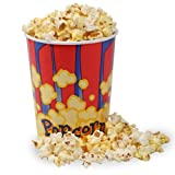 32 Ounce Movie Theater Popcorn Bucket (Pack of 50)