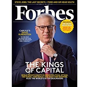 Forbes, October 8, 2012 Periodical