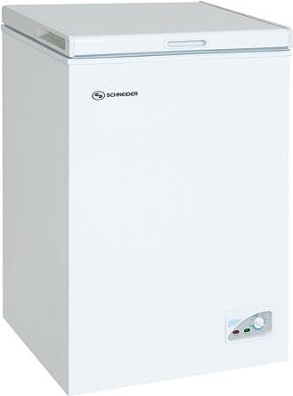 SCHNEIDER CONSUMER SCHE 103 A+ - Congelador (Baúl, 103 L, 5 kg/24h ...