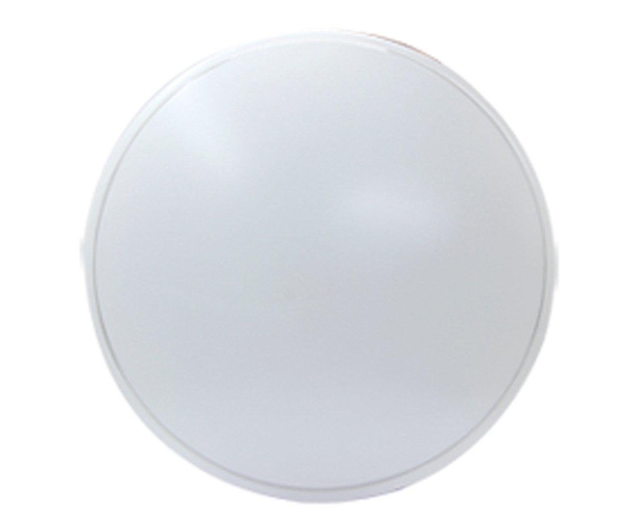 Jamara jamara703542 410 mm 18 W Neutral Neutral Neutral weiß LED silber Deckenleuchte 050512